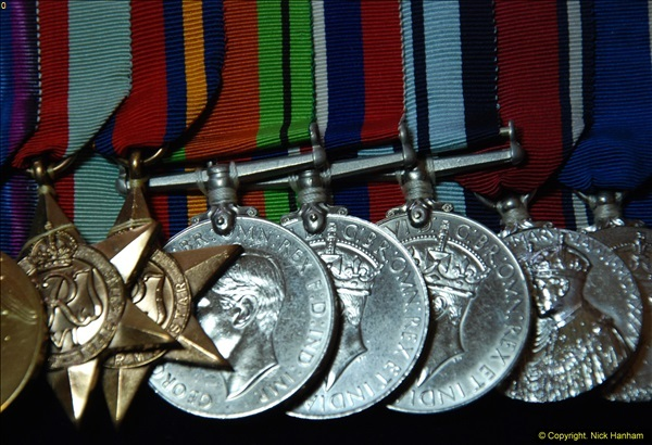 A medal collection (62)62