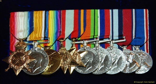A medal collection (64)64