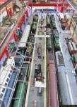 2018-02-11 Bournemouth Model Railway Exhibition.  (65)065