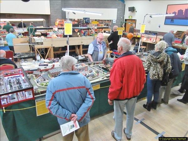 2018-02-11 Bournemouth Model Railway Exhibition.  (67)067