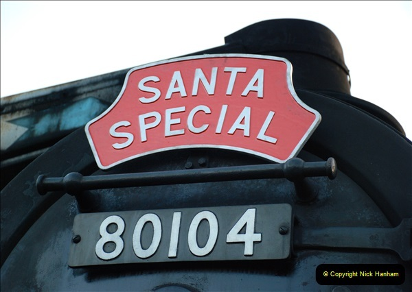 2018-12-08 Santa Specials at Swanage and Norden.  (9)009