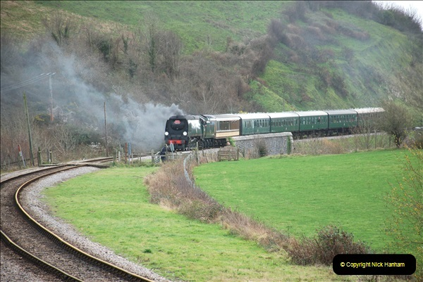 2018-12-08 Santa Specials at Swanage and Norden.  (106)106