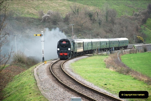 2018-12-08 Santa Specials at Swanage and Norden.  (107)107