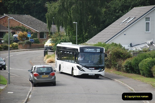 2018-09-01 The one and only white WD bus.  (1)099