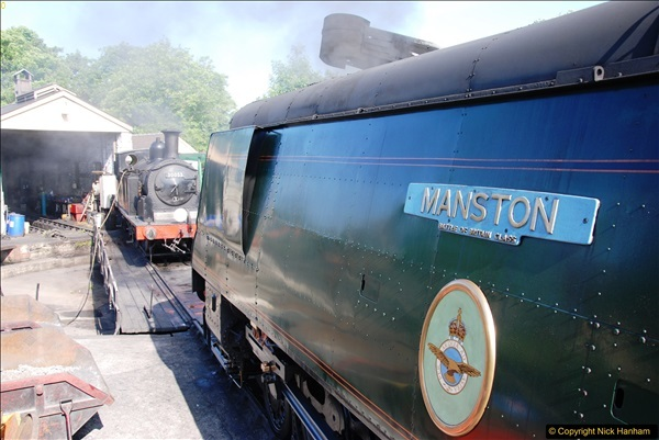 2017-06-01 A morning on the Swanage Railway.  (10)0243