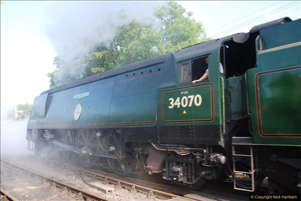 2017-06-01 A morning on the Swanage Railway.  (22)0255