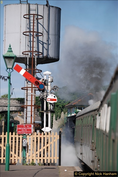 2017-06-01 A morning on the Swanage Railway.  (38)0271