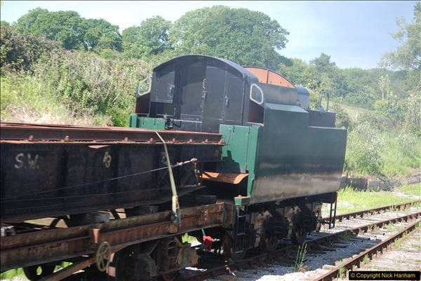 2017-06-01 A morning on the Swanage Railway.  (48)0281