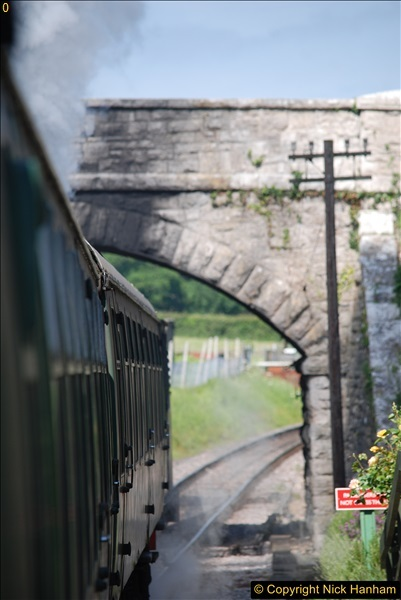 2017-06-01 A morning on the Swanage Railway.  (49)0282