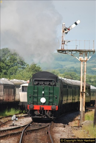 2017-06-01 A morning on the Swanage Railway.  (55)0288