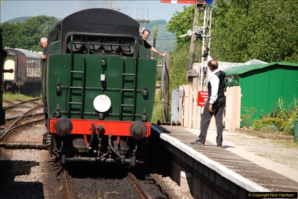 2017-06-01 A morning on the Swanage Railway.  (56)0289