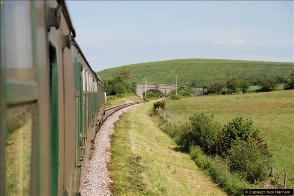 2017-06-01 A morning on the Swanage Railway.  (61)0294