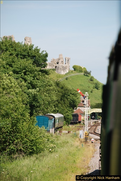 2017-06-01 A morning on the Swanage Railway.  (64)0297