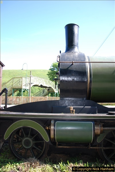 2017-06-01 A morning on the Swanage Railway.  (96)0329