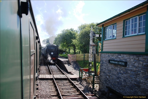 2017-06-01 A morning on the Swanage Railway.  (121)0354
