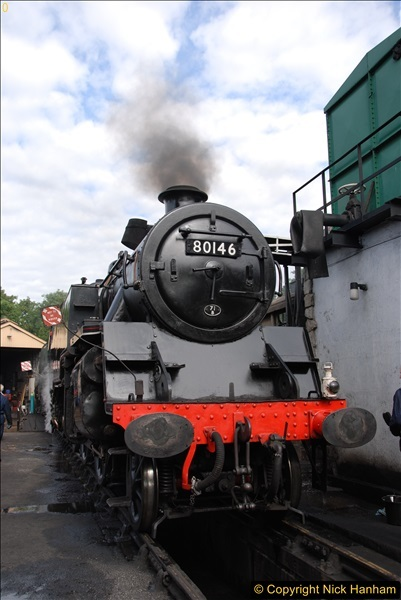 2017-07-13 Early Turn Steam and Wareham Train. (9)0557