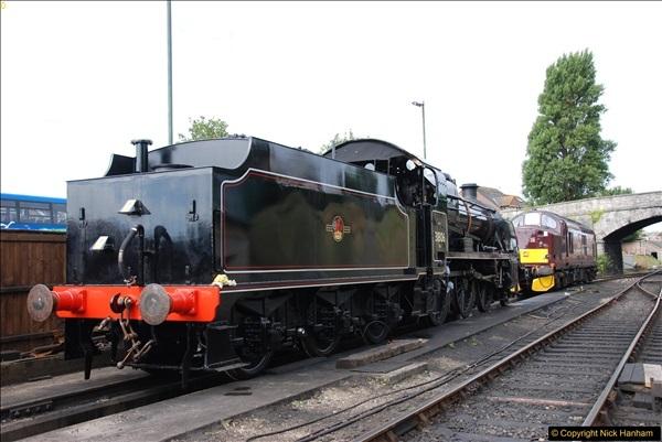 2017-07-13 Early Turn Steam and Wareham Train. (18)0566