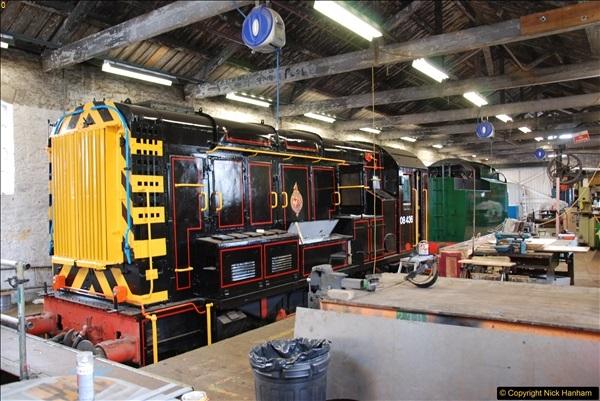 2017-07-13 Early Turn Steam and Wareham Train. (25)0573