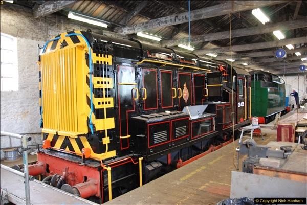 2017-07-13 Early Turn Steam and Wareham Train. (26)0574