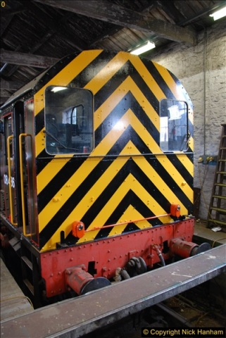2017-07-13 Early Turn Steam and Wareham Train. (30)0578