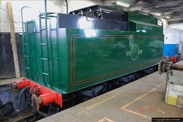 2017-07-13 Early Turn Steam and Wareham Train. (31)0579