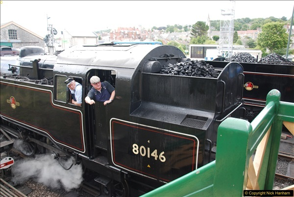 2017-07-13 Early Turn Steam and Wareham Train. (39)0587