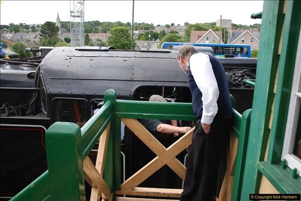 2017-07-13 Early Turn Steam and Wareham Train. (42)0590