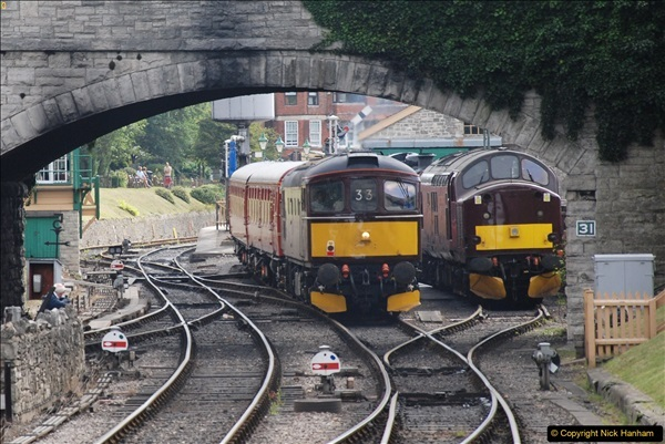 2017-07-13 Early Turn Steam and Wareham Train. (51)0599