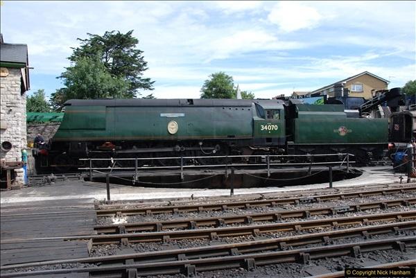2017-07-13 Early Turn Steam and Wareham Train. (58)0606