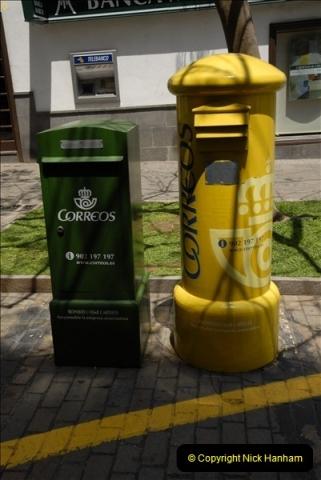 Spain. 19-04-2011. Santa Cruz De Tenerife.  (2)179