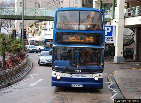 2014-01-18 Torquay, Devon.  (34)035