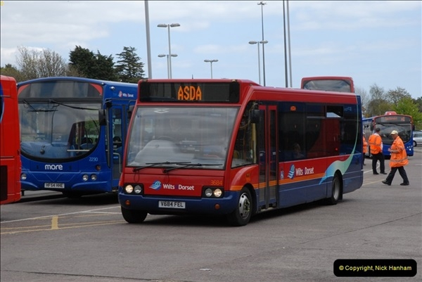 2013-05-03 Poole Bus Station, Poole, Dorset.   (58)100