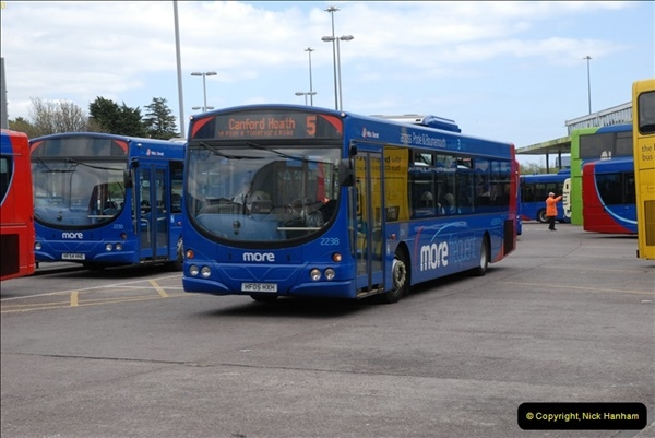 2013-05-03 Poole Bus Station, Poole, Dorset.   (59)101