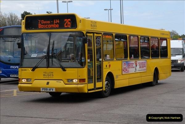2013-05-03 Poole Bus Station, Poole, Dorset.   (63)105
