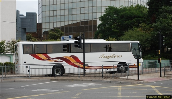 2013-08-07 Poole Bus Station, Dorset.  (7)137