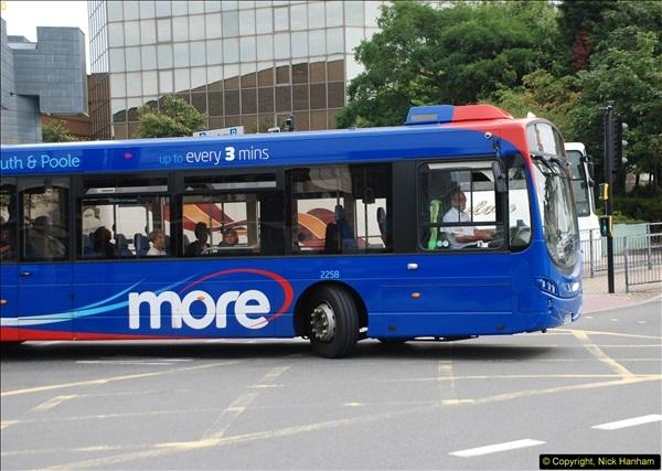 2013-08-07 Poole Bus Station, Dorset.  (8)138
