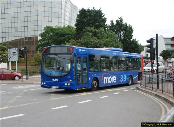 2013-08-07 Poole Bus Station, Dorset.  (10)140