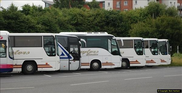 2013-08-07 Poole Bus Station, Dorset.  (13)143