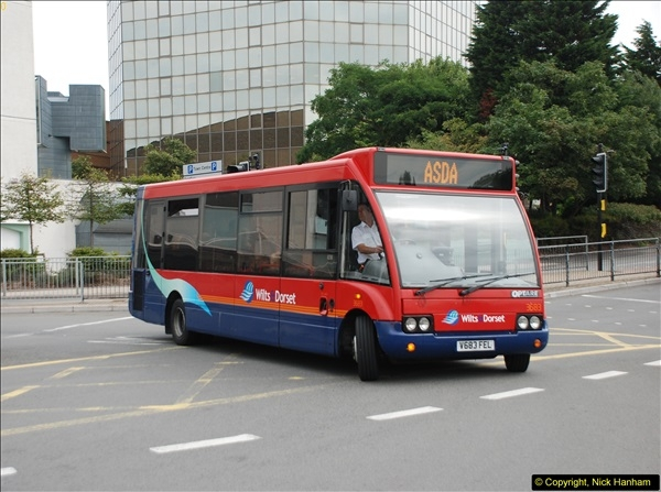 2013-08-07 Poole Bus Station, Dorset.  (17)147