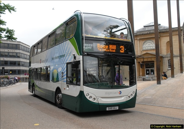 2013-08-15 Buses in Oxford, Oxfordshire. (8)157