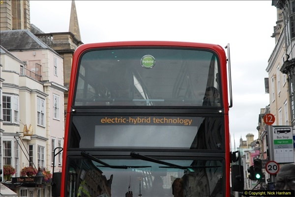 2013-08-15 Buses in Oxford, Oxfordshire. (18)167