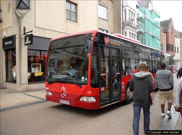 2013-08-15 Buses in Oxford, Oxfordshire. (36)185