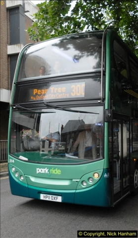 2013-08-15 Buses in Oxford, Oxfordshire. (48)197