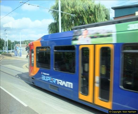 2013-09-29 Sheffield Super Tram, Sheffield, Yorkshire.  (1)214
