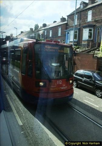 2013-09-29 Sheffield Super Tram, Sheffield, Yorkshire.  (5)218