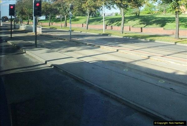 2013-09-29 Sheffield Super Tram, Sheffield, Yorkshire.  (19)232