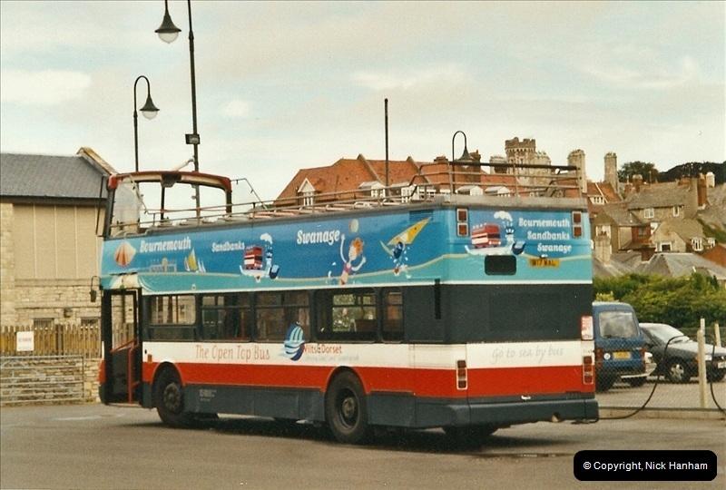 2004-06-20 Swanage, Dorset.  (6)036
