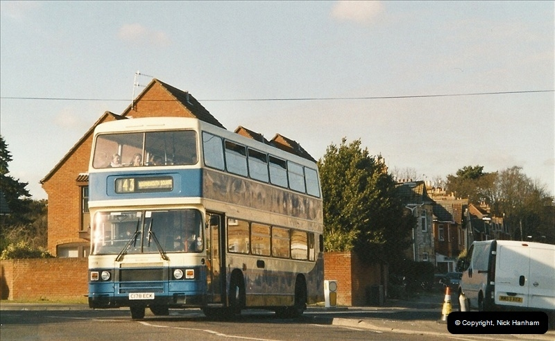 2005-04-04. Broadstone, Dorset.222