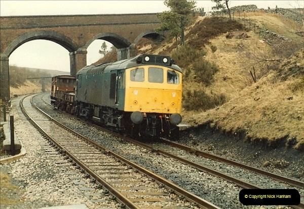 1983-03-27 to 01-04. On the Settlke & carlisle.  (27)074