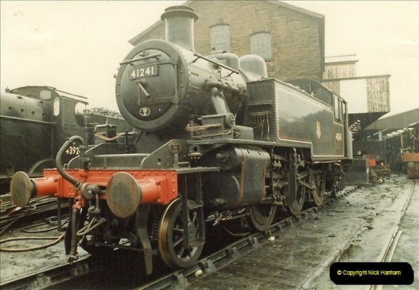 1983-03-29 At the Keithley & Worth Valley Railway.  (3)103